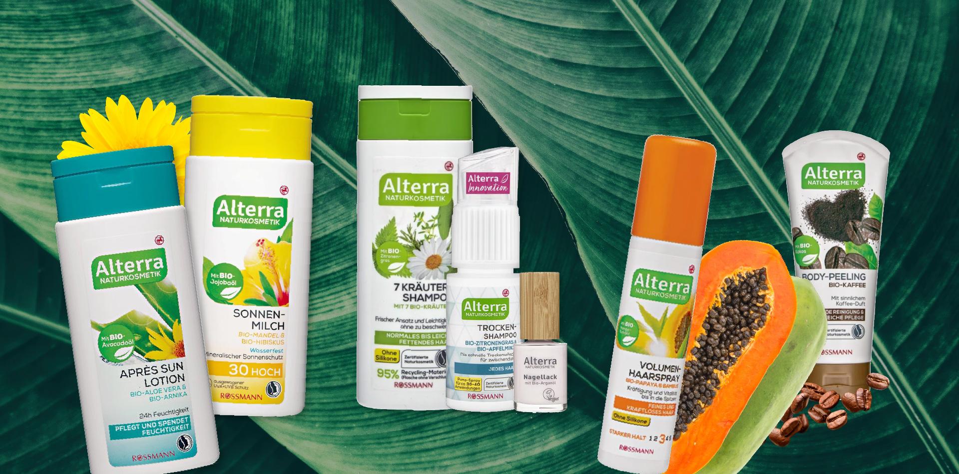 Alterra cosmética natural